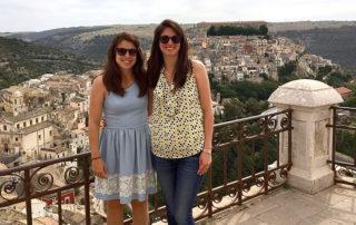 Sisters in Sicily